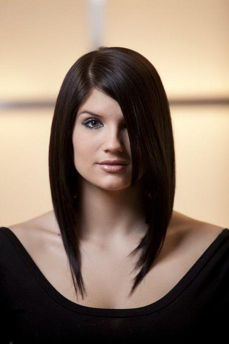 Angled Haircuts For Long Hair