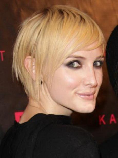 Ashlee Simpson Pixie Haircut