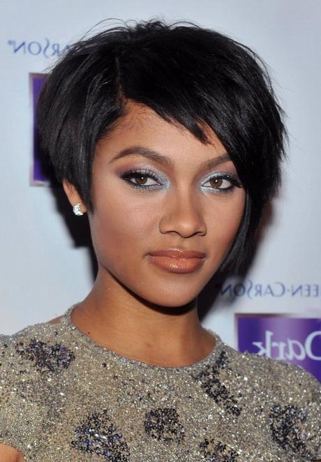 Black people short hair styles