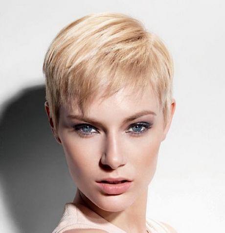 Classic short hair styles