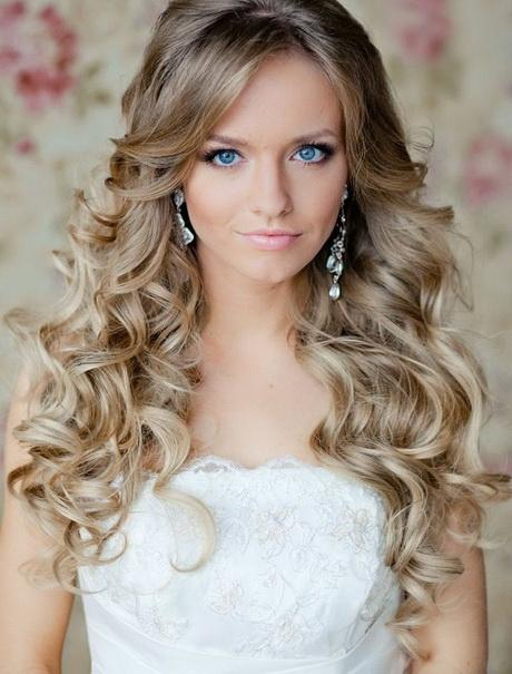 Long Hair Curly Updos