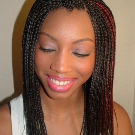 French braid hairstyles for black girls