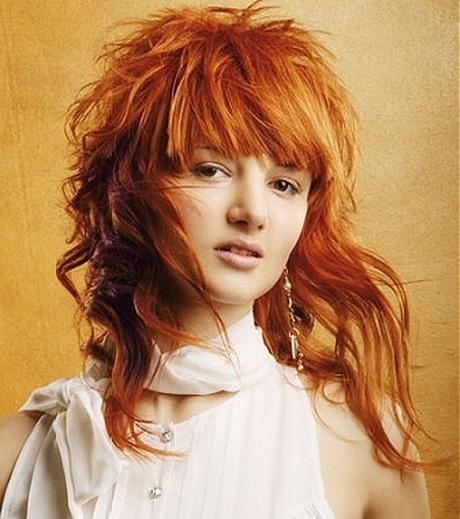Elegant Images Of Choppy Layered Hairstyle  afrohaireu