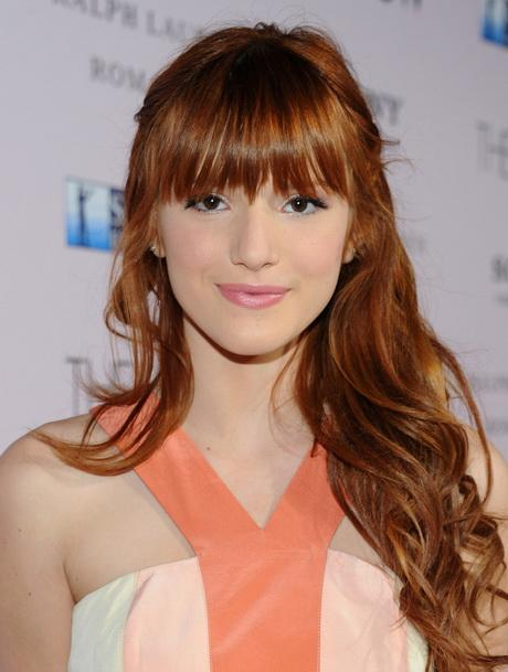 Haircut Styles For Long Hair With Bangs