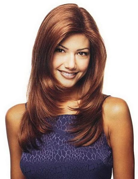 Haircut With Long Layers