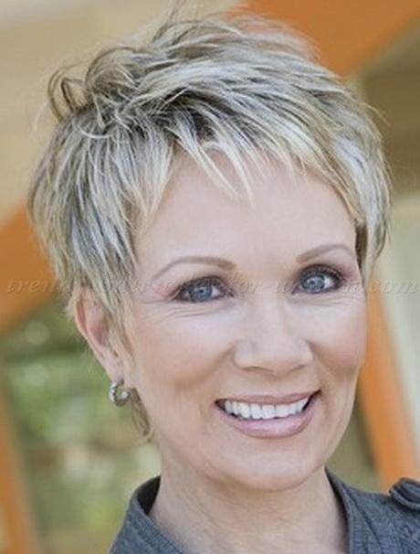Hairstyles for women over 70