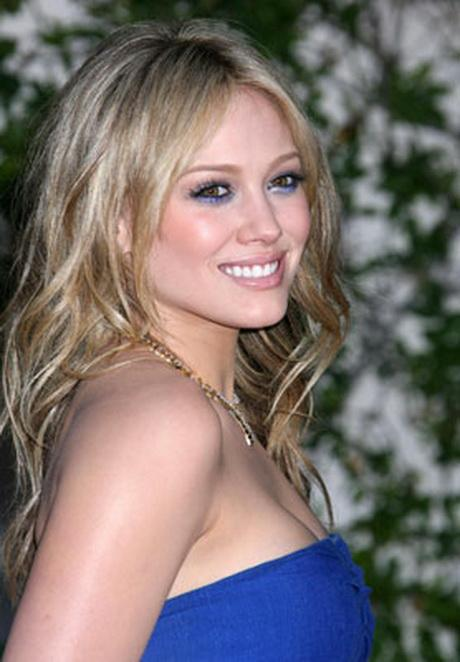 Hilary duff wedding hair hillary duff wedding hairstyles and oh the blush beach wave finish and pulled up junglespirit Gallery