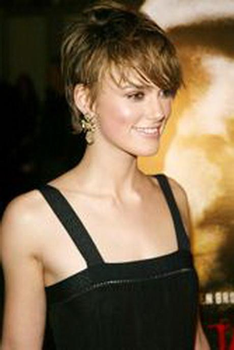 Keira Knightley Short Hair Photos