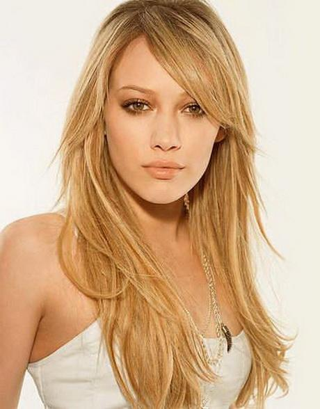 Haircuts For Long Hair With Layers And Side Bangs 2016 Best Long