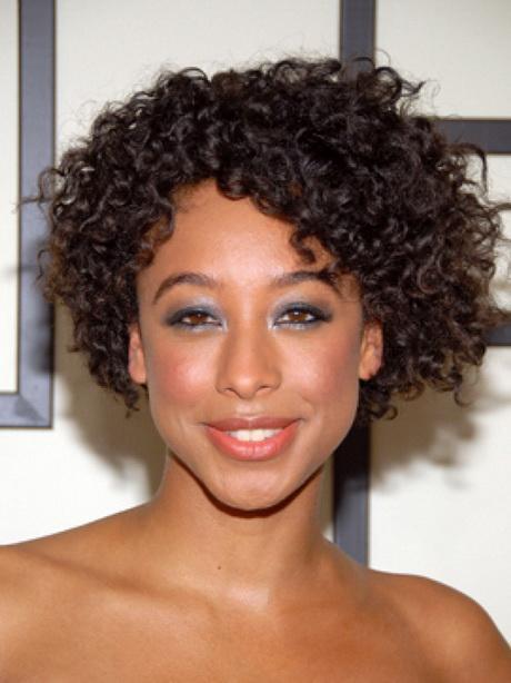 Short Curly Hairstyles Natural Hair