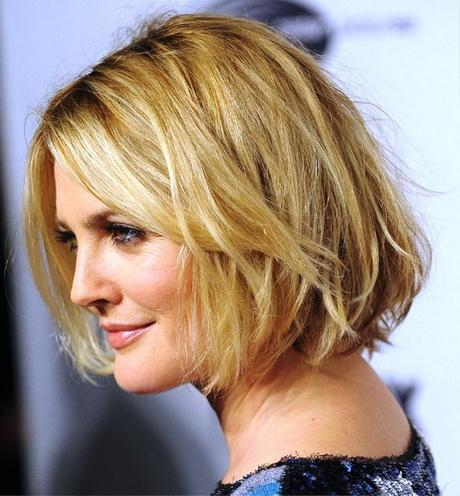 Short Hairstyle For Grey Hair