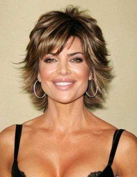 Short Hair Styles For Over 50s