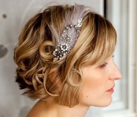 Short Hair Styles Wedding