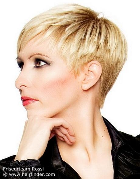 Short back and side haircut