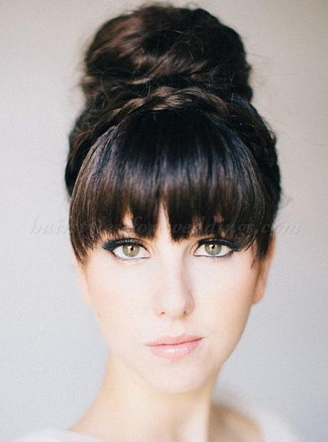 Wedding Hair Buns - Wedding hairstyle buns