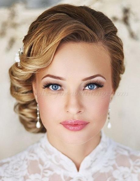 Bun Wedding Hair - Bridesmaid hairstyle bun
