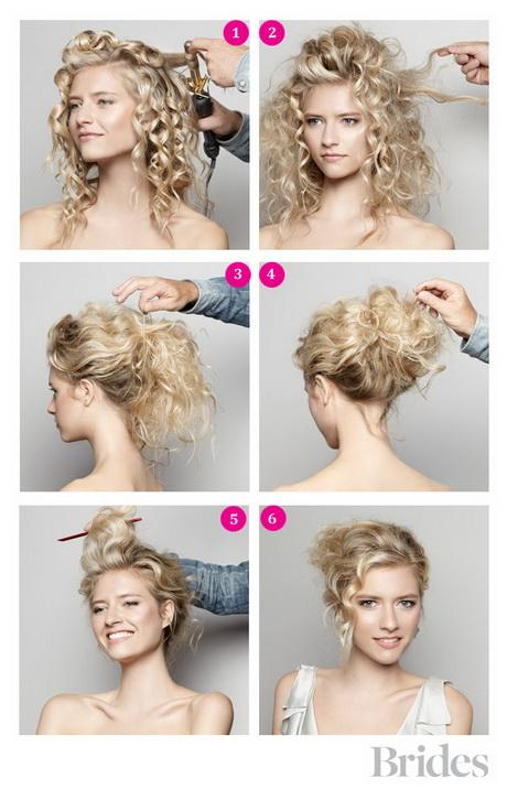 Diy bridal hairstyles get detailed instructions on how to create this romantic wedding hairstyle for yourself in the full slideshow solutioingenieria Image collections