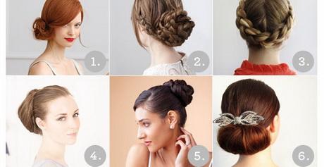 Diy Bridal Hairstyles - Bridesmaid hairstyle diy