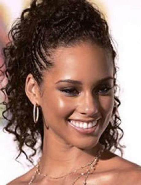 French Braid Black Hairstyles
