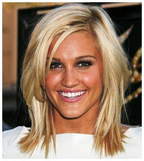 Haircuts for medium length thin hair