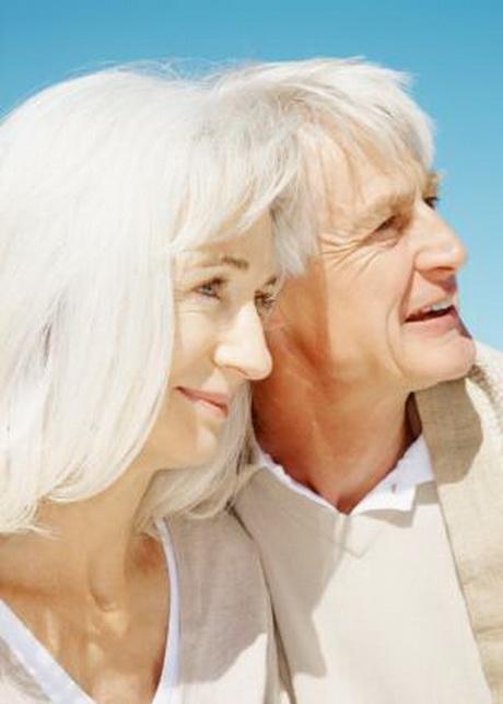 Hairstyles For Elderly Women