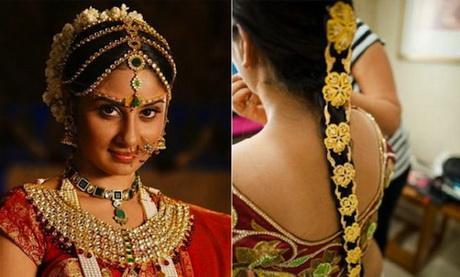 Hindu Bridal Hairstyles Pictures