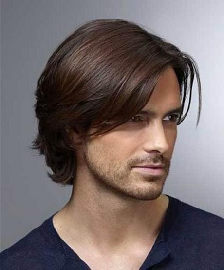 Hairstyles For Men Medium Hair Mens Hairstyle Hd 2015
