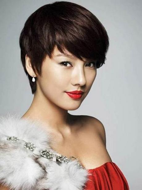 Short Hairstyles Asian - Hairstyle asian short