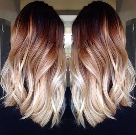Wonderful Hair Color Trends For Autumn Winter 20162017  Sascha Breuer