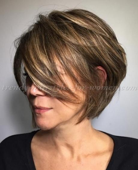 2016 2017 Trendy Short Hairstyles And Haircuts On Images Curvy