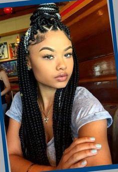 Afro Braid Hairstyles 2017 Trends 2016