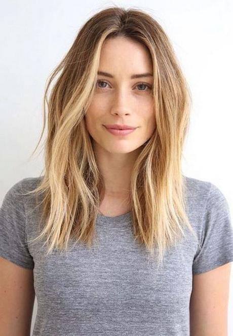 22 Popular Medium Hairstyles For Women 2017 Shoulder Length Hair Ideas