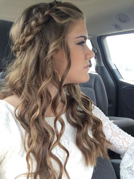 1000 Ideas About Prom Hairstyles On Pinterest