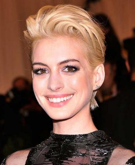 Celebrity short hairstyles 2017