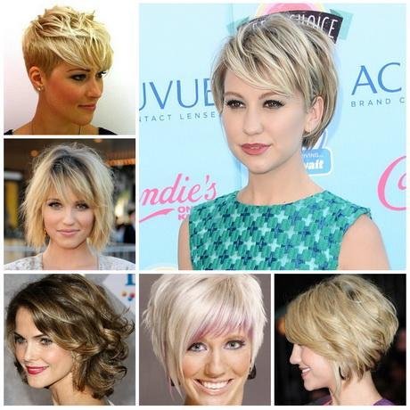Fall 2017 Short Hairstyles