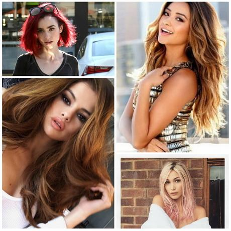 Here Are The Hair Color Ideas For Short Hairstyles