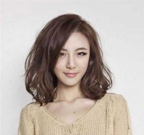 Hairstyles korean 2017