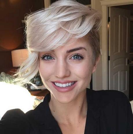 La s short hairstyles 2017