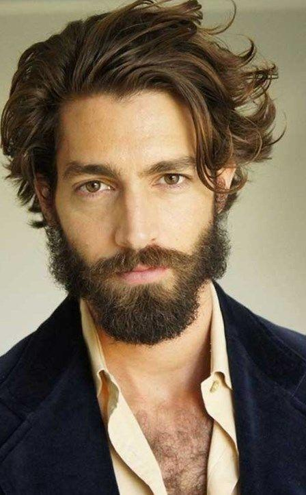 Latest Mens Long Hairstyles 2017 : Long hairstyles men