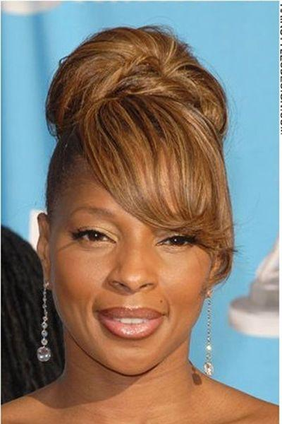 Mary j hairstyles 2017