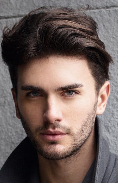 Men Hairstyles 2017 Medium