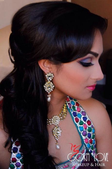 Indian Wedding Hairstyle Trends 2016 2017 For Bridals