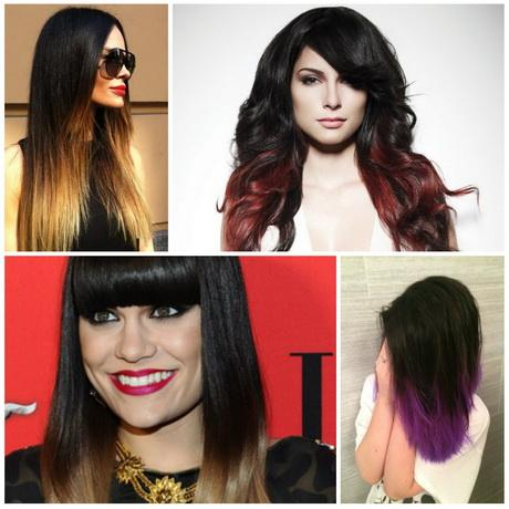 Ombre hairstyle 2017