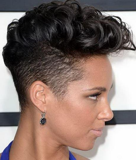 Short Black Hairstyles For 2017