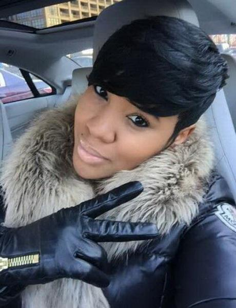 Surprising Short Black Hairstyles For 2017 Hairstyle Inspiration Daily Dogsangcom