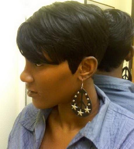 Short Haircuts For Black Women 2017