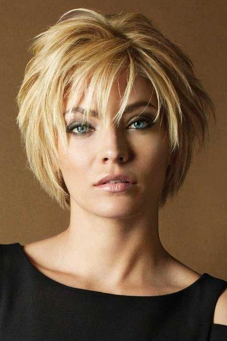 Short Haircuts For Women Over 50 In 2017