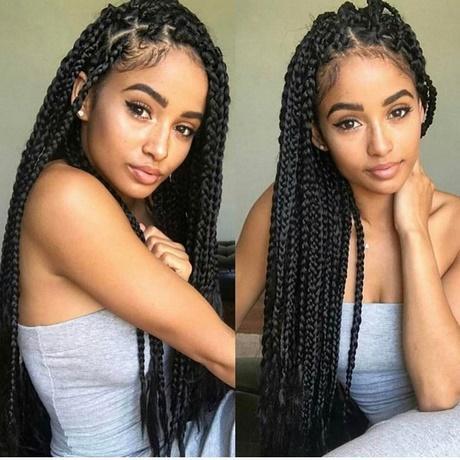 2018 braids hairstyles
