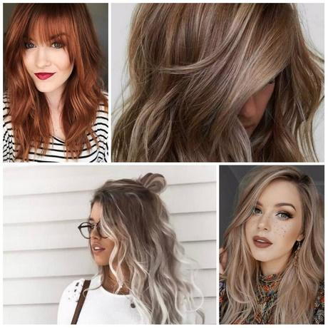 Best hair color 2018