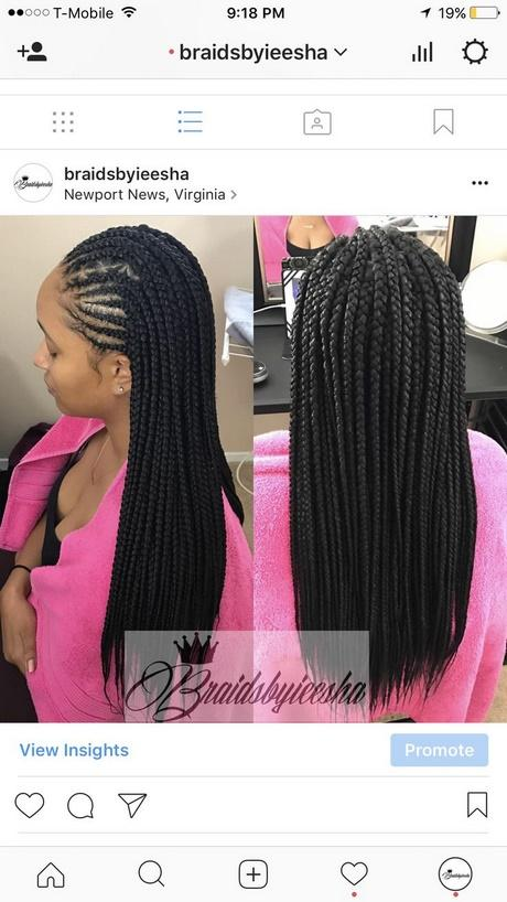 20 Totally Gorgeous Ghana Braids for an Intricate Hairdo pictures